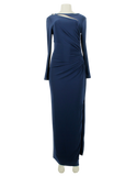Lauren Ralph Lauren Evening Long Sleeve Gown - eKlozet Luxury Consignment