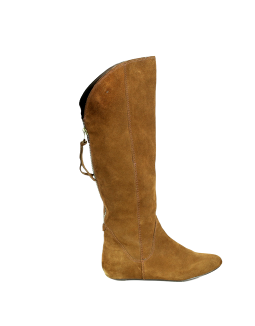 Steven by Steve Madden Knee Length Suede Boots - eKlozet Luxury Consignment