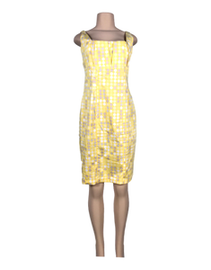 CALVIN KLEIN Polka Dot Dress - eKlozet Luxury Consignment