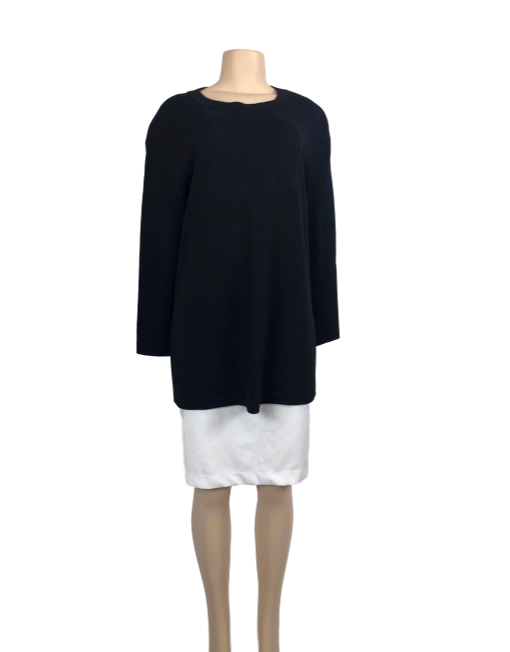 St. John Basics Long Sleeve Top