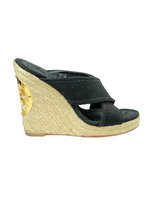 Tory Burch Espadrilles Side - eKlozet Luxury Consignment