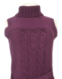 CALVIN KLEIN TURTLENECK SWEATER DRESS - eKlozet Luxury Consignment