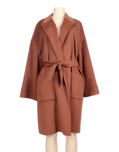PIAZZA SEMPIONE WOOL AND CASHMERE COAT