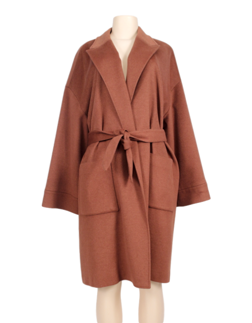 PIAZZA SEMPIONE WOOL AND CASHMERE COAT - eKlozet Luxury Consignment