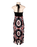 Scarlett Printed Maxi Dress