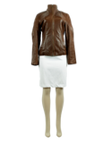 MARC NEW YORK BY ANDREW MARC Lambskin Leather Jacket - eKlozet Luxury Consignment