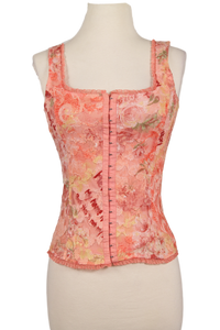 LACE BUSTIER TOP - eKlozet Luxury Consignment