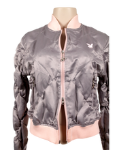 PLAYBOY QUILTED BOMBER JACKET