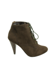 Cato Lace Up Ankle Boots - eKlozet Luxury Consignment