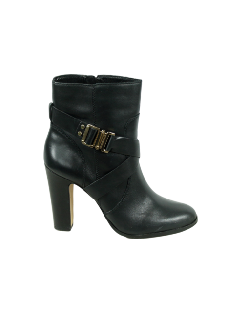 Vince Camuto Leather Ankle Boots - eKlozet Luxury Consignment