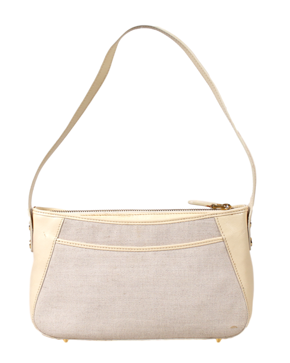 MONSAC CANVAS HANDBAG - eKlozet Luxury Consignment