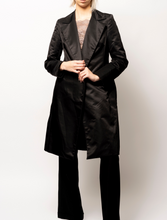 BANANA REPUBLIC SATIN COAT