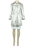 Hilary Radley New York Trench Coat - eKlozet Luxury Consignment