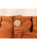 CHANEL Straight Leg Jeans Button  - eKlozet Luxury Consignment