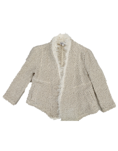 Splendid Girls' Open Front Knit Cardigan