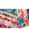 Young Versace Multicolor Abstract Printed Skirt - eKlozet Luxury Consignment