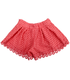 Mayoral Girl Lace Shorts - eKlozet Luxury Consignment