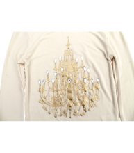 Imoga Girls' Ariana Long-Sleeve Chandelier Top