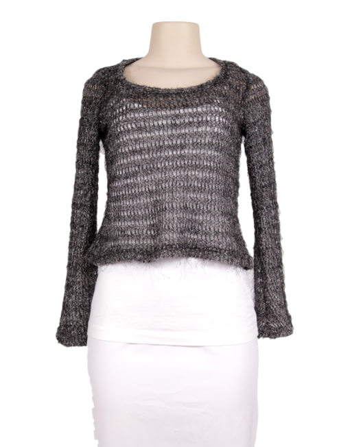 KRIZIA LOOSE-KNIT SWEATER - eKlozet Luxury Consignment
