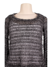 KRIZIA LOOSE-KNIT SWEATER