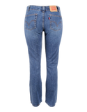 LEVI'S NOUVEAU LOW BOOT CUT 525 JEANS