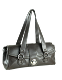 MARC JACOBS Leather Handle Bag Front -eKlozet Consignment Boutique