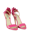 L.K. BENNETT Leather High Heel Sandals - eKlozet Luxury Consignment