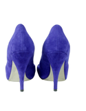 CALVIN KLEIN 205W39NYC Suede Pointed-Toe Pumps - eKlozet Luxury Consignment