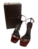 Gucci Leather Sandals by Tom Ford - eKlozet Luxury Consignment