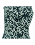 Spenser Jeremy Grafitti Halter Dress - eKlozet Luxury Consignment