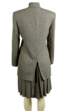 Georgio Armani Crew Neck Skirt Suit - eKlozet Luxury Consignment