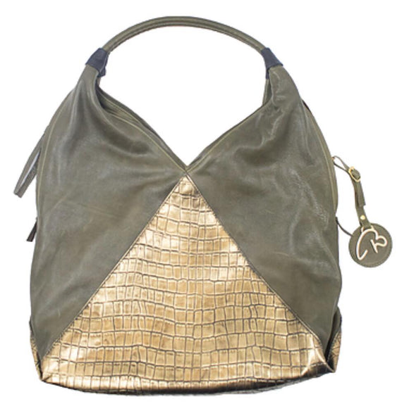 BENENATE COLLECTION ALEXIS HOBO BAG - eKlozet Luxury Consignment