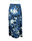 LATARTE Handmade Abstract Midi Skirt back- eKlozet Luxury Consignment Boutique