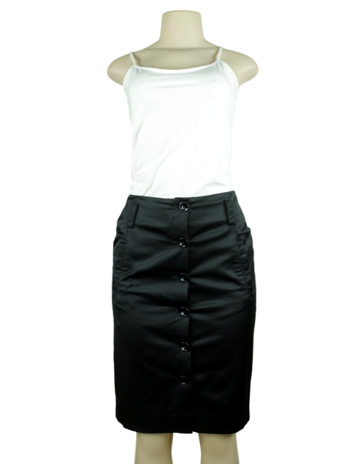 PESERICO Knee-Length Skirt Front - eKlozet Luxury Consignment