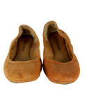 LUCKY Brand Leather Flats Front -eKlozet Luxury Consignment