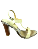 Michael Kors Patent Sandals Side - eKlzoet Luxury Consignment