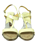 Michael Kors Patent Sandals Front - eKlzoet Luxury Consignment