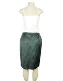 LANVIN Knee-Length Skirt Back  - eKlozet Luxury Consignment