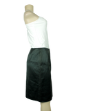 LANVIN Knee-Length Skirt Side - eKlozet Luxury Consignment