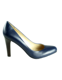 LAUREN RALPH LAUREN Round-Toe Pumps side - eKlozet Consignment Boutique