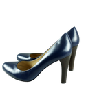LAUREN RALPH LAUREN Round-Toe Pumps  Left side - eKlozet Consignment Boutique
