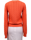 RALPH LAUREN KNIT CREW NECK SWEATER - eKlozet Luxury Consignment
