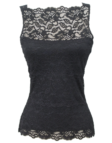 SOMA INTIMATES LACE CAMI TOP