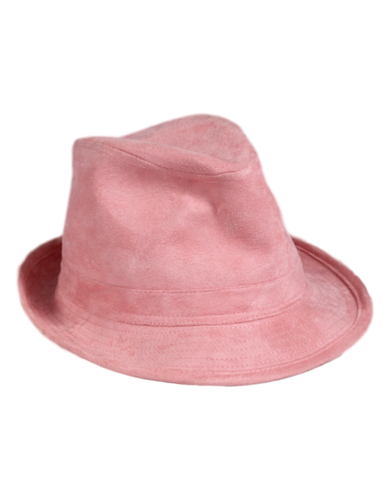 SOMETHING SPECIAL L.A. SUEDE FEDORA
