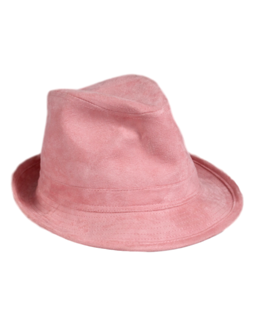 SOMETHING SPECIAL L.A. SUEDE FEDORA - eKlozet Luxury Consignment