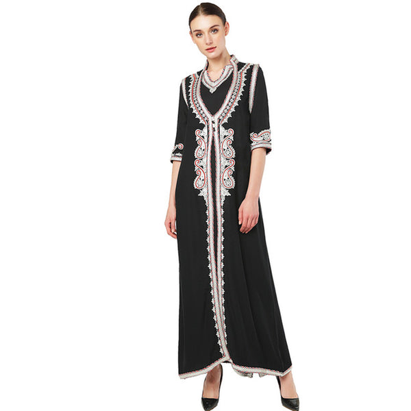 Robe jaquette Caftan - Maghreb Souk