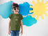products/smiling-girl-wearing-a-round-neck-tshirt-template-near-cardboard-sun-and-clouds-a19480.png