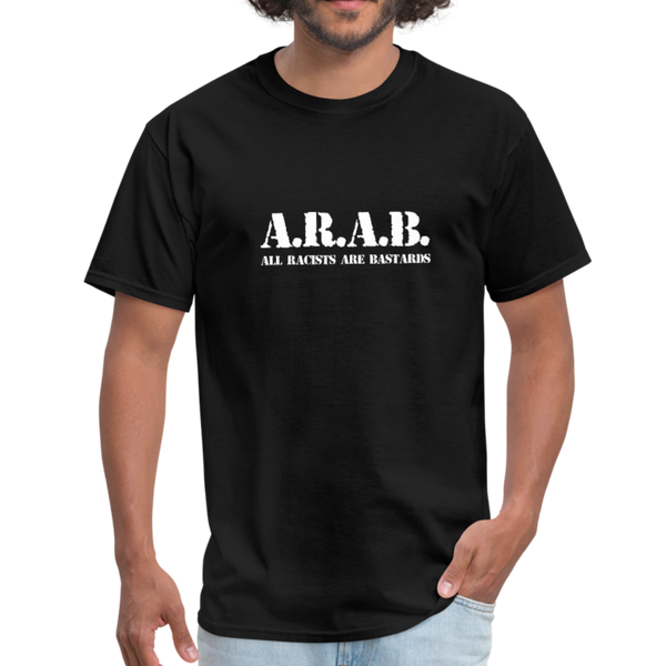 A.R.A.B. All Racists Are Bastards - Maghreb Souk