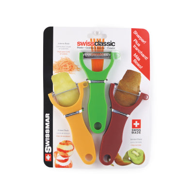 Promotional 3 Piece Peeler Set