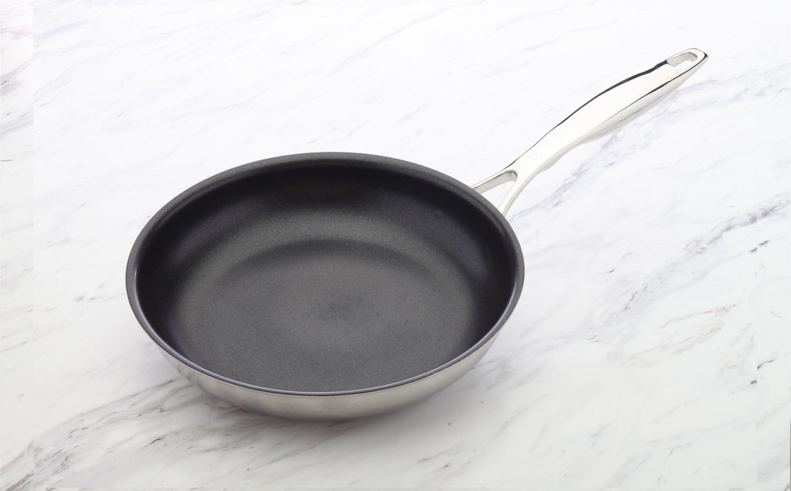 Swiss Diamond Nonstick Clad Fry Pan 8""